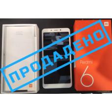 Xiaomi Redmi 6 Dual Sim 32GB Blue